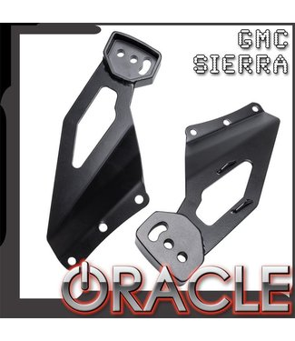 Oracle Lighting 1999-2006 GMC Sierra ORACLE Off-Road LED Light Bar Roof Brackets