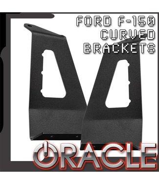 "Oracle Lighting 2009-2014 Ford F-150/SVT Raptor ORACLE Curved 50"" LED Light Bar Brackets"