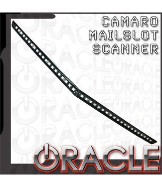 Oracle Lighting 2010-2013 Camaro SS ORACLE Mailslot Scanner