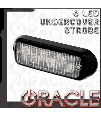 Oracle Lighting ORACLE 6 LED Undercover Strobe Light