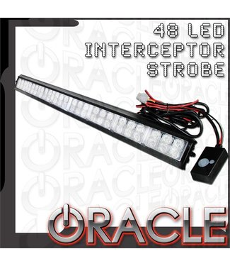 Oracle Lighting ORACLE 48 LED Interceptor Strobe