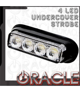 Oracle Lighting ORACLE 4 LED Undercover Strobe Light