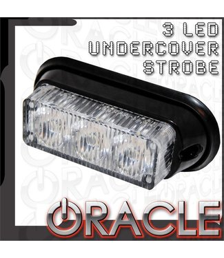 Oracle Lighting ORACLE 3 LED Undercover Strobe Light