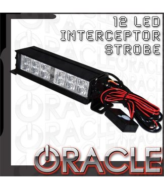 Oracle Lighting ORACLE 12 LED Interceptor Strobe