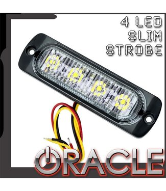Oracle Lighting ORACLE 4 LED Slim Strobe