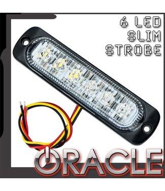 Oracle Lighting ORACLE 6 LED Dual Color Slim Strobe