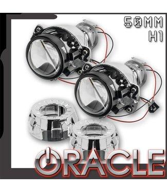 Oracle Lighting ORACLE 50mm H1 7.1 Retrofit Projectors (Pair) w/ Bezels