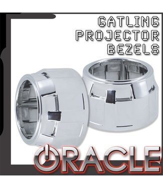 Oracle Lighting ORACLE Gatling Projector Bezels (Pair)
