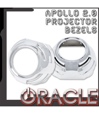 Oracle Lighting ORACLE Apollo 2.0 Projector Bezels (Pair)