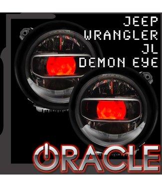 Oracle Lighting ORACLE ColorSHIFT Projector Illumination Kit - Jeep Wrangler JL