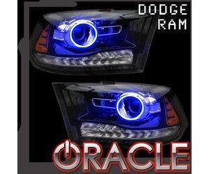 2017 2018 Dodge Ram 1500 2500 Projector