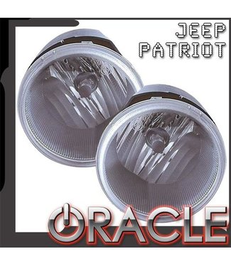 Oracle Lighting 2011-2016 Jeep Patriot Pre-Assembled Fog Lights