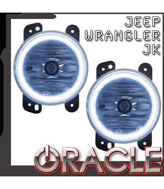Oracle Lighting 2010-2015 Jeep Wrangler JK Pre-Assembled Fog Lights
