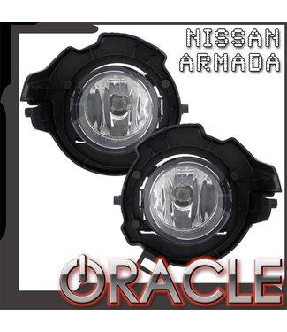 Oracle Lighting 2008-2014 Nissan Armada Pre-Assembled Fog Lights