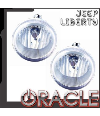 Oracle Lighting 2005-2007 Jeep Liberty Pre-Assembled Fog Lights