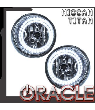 Oracle Lighting 2004-2015 Nissan Titan Pre-Assembled Fog Lights