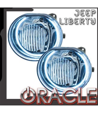 Oracle Lighting 2002-2004 Jeep Liberty Pre-Assembled Fog Lghts