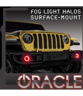 Oracle Lighting 2018-2019 Jeep Wrangler JL ORACLE Fog Light Kit - Waterproof