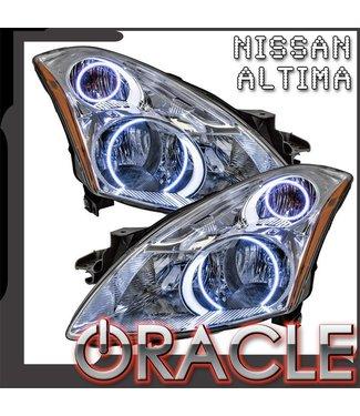Oracle Lighting 2010-2012 Nissan Altima Sedan Pre-Assembled Head Lights