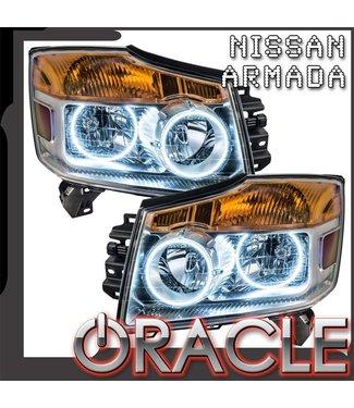 Oracle Lighting 2008-2015 Nissan Armada Pre-Assembled Head Lights
