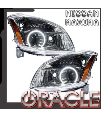 Oracle Lighting 2007-2008 Nissan Maxima Pre-Assembled Head Lights