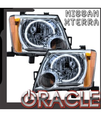 Oracle Lighting 2005-2014 Nissan Xterra Pre-Assembled Head Lights