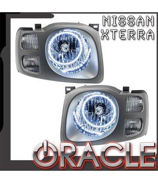 Oracle Lighting 2002-2004 Nissan Xterra SE Pre-Assembled Head Lights