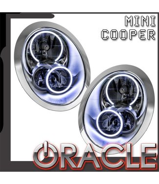 Oracle Lighting 2005-2008 Mini Cooper/S Pre-Assembled Head Lights