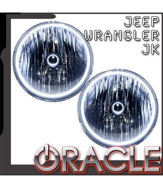 Oracle Lighting 2007-2016 Jeep Wrangler JK Pre-Assembled Head Lghts
