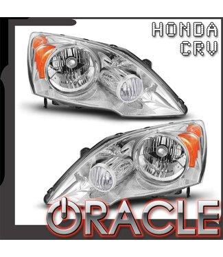 Oracle Lighting 2007-2011 Honda CRV Pre-Assembled Head Lghts