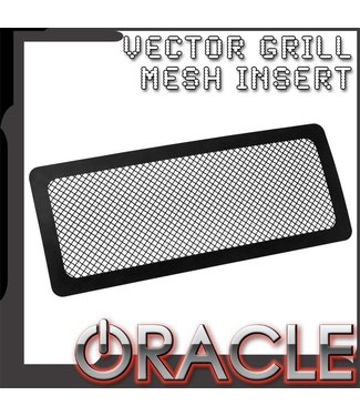 Oracle Lighting Stainless Steel Mesh Insert for ORACLE Vector Grill (JK Model Only)