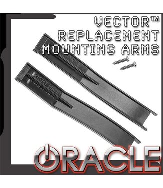 Oracle Lighting ORACLE Vector Grill Replacement Extended Mounting Arms (Set)