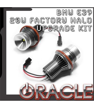 Oracle Lighting ORACLE BMW E39 20W Cree Factory Halo Upgrade Kit
