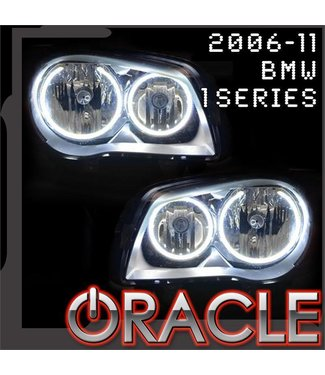 Oracle Lighting 2006-2011 BMW 1 Series (E81/E82/E87/E88) ORACLE Halo Kit