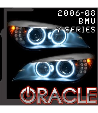 Oracle Lighting 2006-2008 BMW 7 Series ORACLE Halo Kit