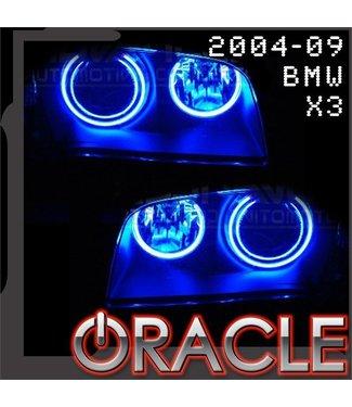 Oracle Lighting 2004-2009 BMW X3 ORACLE Halo Kit