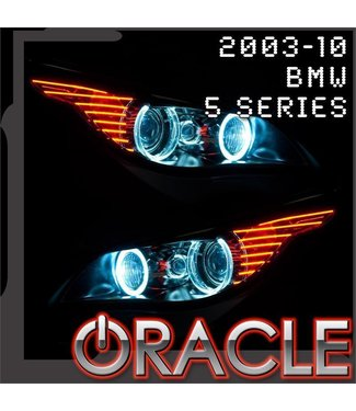 Oracle Lighting 2003-2010 BMW 5 Series ORACLE Halo Kit