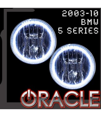 Oracle Lighting 2003-2010 BMW 5 Series ORACLE Fog Light Halo Kit