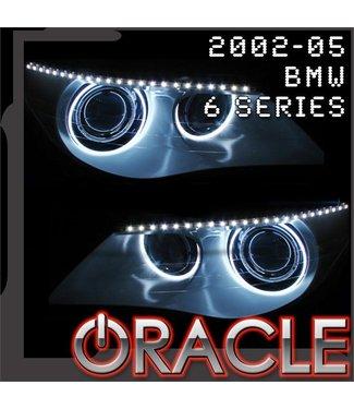 Oracle Lighting 2002-2005 BMW 6 Series ORACLE Halo Kit