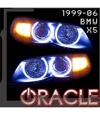 Oracle Lighting 1999-2006 BMW X5 ORACLE Halo Kit