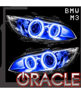 Oracle Lighting 2008-2013 BMW M3 Coupe ORACLE Halo Kit - Projector