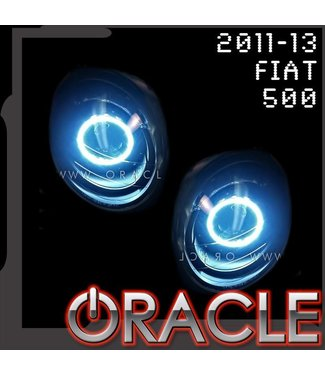 Oracle Lighting 2012-2017 Fiat 500 ORACLE Halo Kit