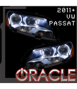 Oracle Lighting 2011-2014 Volkswagen Passat ORACLE Halo Kit