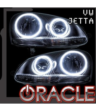 Oracle Lighting 2005-2010 Volkswagen Jetta / GTI ORACLE Halo Kit