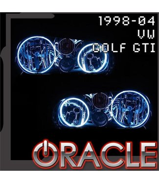 Oracle Lighting 1998-2004 Volkswagen Golf GTI ORACLE Halo Kit