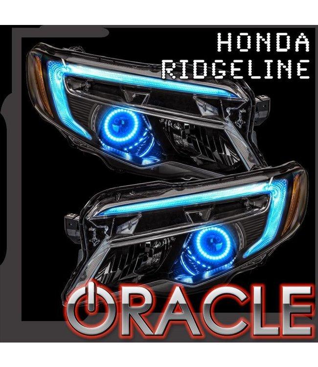 Oracle Lighting 2016-2018 Honda Ridgeline ORACLE ColorSHIFT Halo + DRL Kit