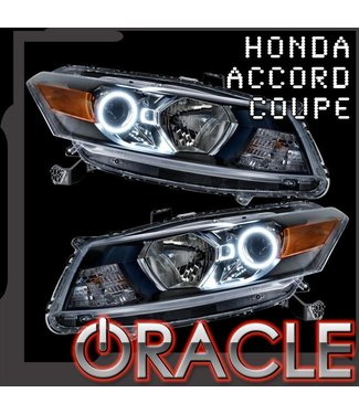 Oracle Lighting 2008-2010 Honda Accord Coupe ORACLE Halo Kit