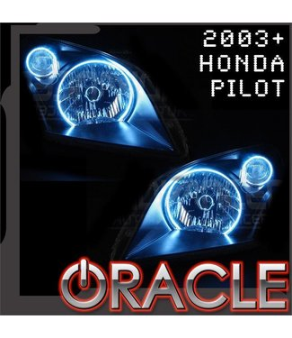 Oracle Lighting 2003-2005 Honda Pilot ORACLE Halo Kit
