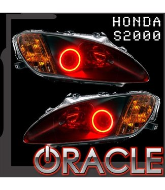 Oracle Lighting 1999-2009 Honda S2000 ORACLE Halo Kit