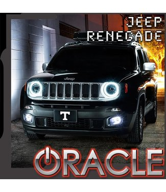 Oracle Lighting 2015-2018 Jeep Renegade ORACLE Halo Kit